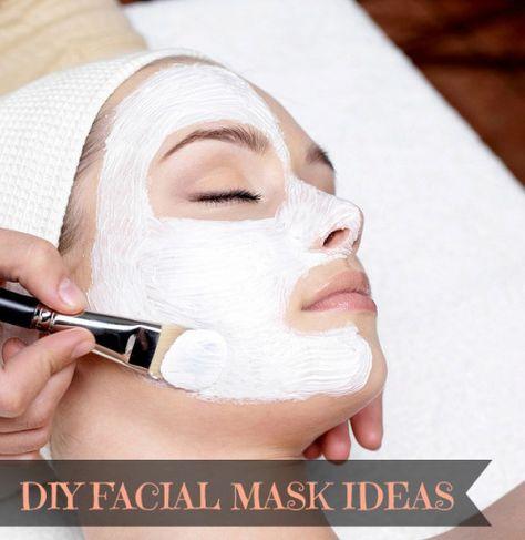 DIY FACIAL MASK IDEAS Budget Friendly DIY Facial Mask Ideas