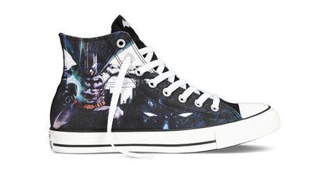 768a60488cba DC Comics x Converse Chuck Taylor All Star Collection