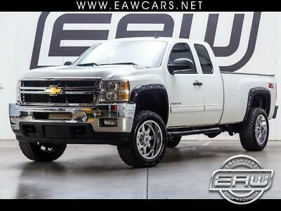 Ebay Advertisement 2013 Chevrolet Silverado 2500 4wd Ext Cab Lt