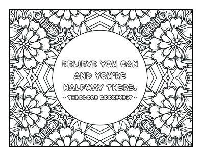 Color Me Creative Inspirational Postcard Book Postcard Book Quote Coloring Pages Postcard
