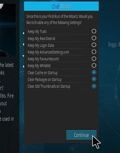 How to Install Diggz Xenon Kodi Build 18 Leia | WirelesSHack