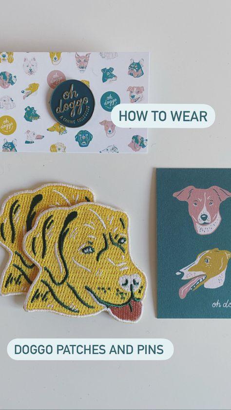 #pins #patches #accessories #cutedog #doglovers #etsyshop #etsyseller #etsyfinds #etsygifts