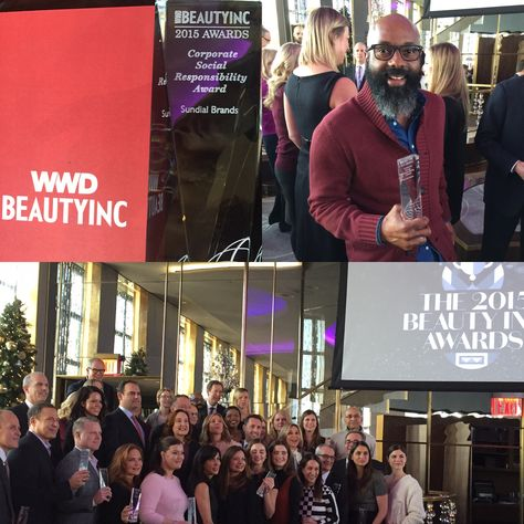 Beauty Inc Awards: Corporate Social Responsibility of the Year