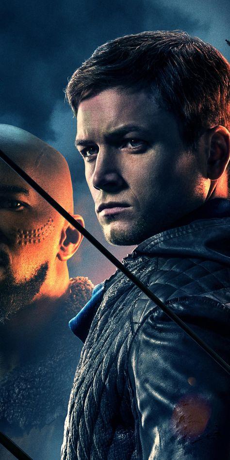 Robin Hood, movie, 2018, archer, 1080x2160 wallpaper
