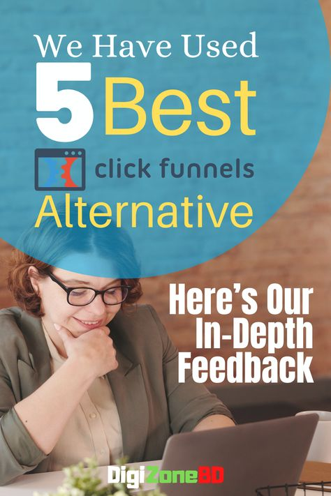 We've Used 5 Best ClickFunnels Alternatives – Here's Our In-Depth Feedback