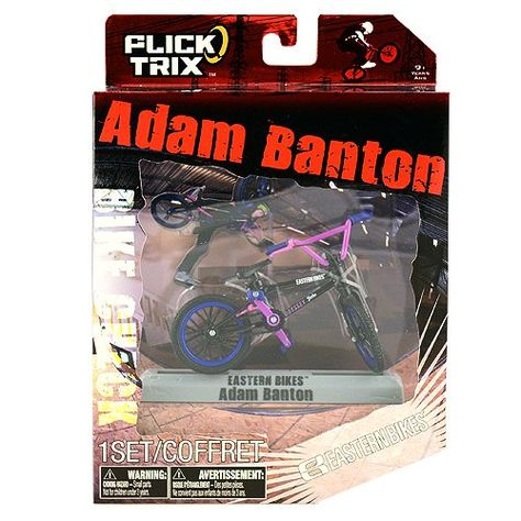 Flick Trix Adam Banton Bike Check [Eastern Bikes] Flick Trix