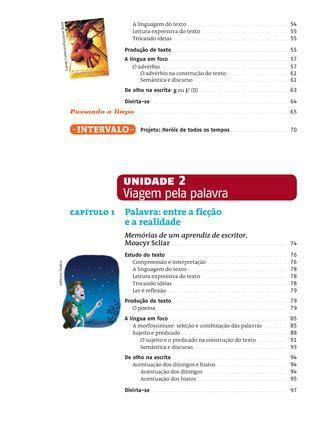 Amostra -Portugues linguagens 7 ano by SOMOS Educação