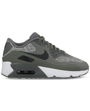 cfd22a19 Nike Boys' Air Max 90 Ultra 2.0 Se Casual Sneakers from Finish Line - Black  5.5