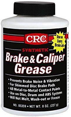 Amazon Com Crc 05359 Brake Caliper Synthetic Grease 8 Wt Oz Automotive Brake Calipers Calipers Grease