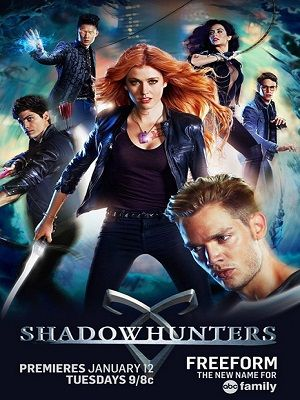 Assistir Serie Shadowhunters 1ª Temporada Dublado Serie