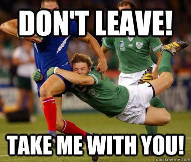 Rugby Player Drama More About Rugby Sport Stuff Follow Rugby Drills On Tumblr Sportsmemes Rugby Jokes Funny Soccer Memes Rugby Memes