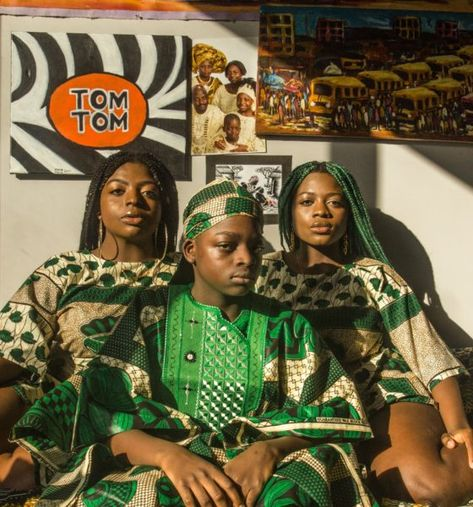 Tolu Oye Talks Culture & Love For African Fabric On Vogue - AccelerateTv