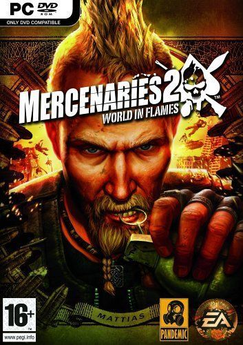 Mercenaries 2 World In Flames Pc Dvd Pc Fast Uk Postage 5030930059033 For Sale Online Ebay In 2021 Video Games Pc Latest Video Games Xbox 360