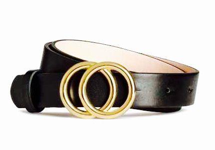 H\u0026M (fake Gucci belt)   Belt, Shoe lace