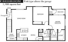 Image Result For Floor Plan 2 Bedroom Apartment Over Garage Garage Apartment Floor Plans Above Garage Apartment Apartment Floor Plans