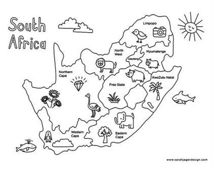 South Africa S Provinces Print Beautiful Free Colouring Page Here Parent24 In 2020 Free Coloring Pages Coloring Pages Free Coloring