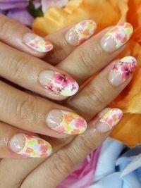 High Quality Brilliant Nail Art Ideas 2012