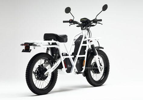 Ubco 2x2 Fahrrad