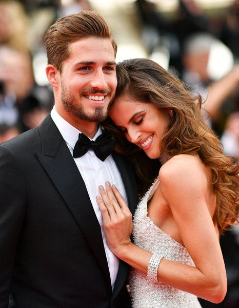 Izabel Goulart And Kevin Trapp At The 2017 Cannes Film Festival - The Cutest Cannes Couple Moments Of The Decade - Photos