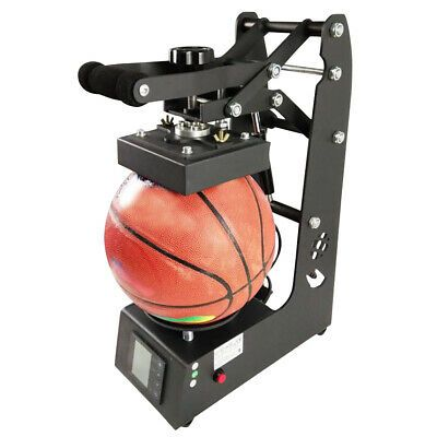 Details About 9x17cm Manual Ball Heat Press Machine For Logo Printing Machine 2 1 Combo Desige In 2020 Heat Press Machine Press Machine Heat Press