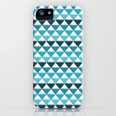 Hawaiian Waters Pattern iPhone & iPod Case $35 #hawaiian #ocean #pattern #hawaii