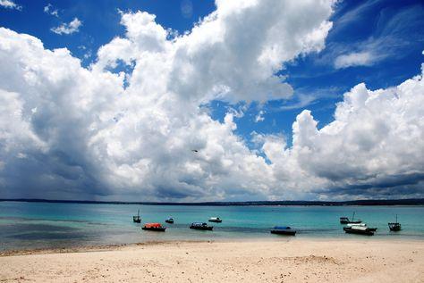 Changuu off the coast of Zanzibar - snorkeling field trip