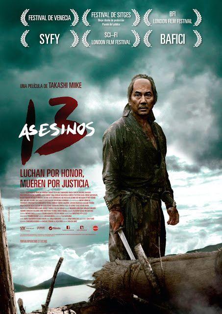 Topdescargas 13 Asesinos Dvdrip Ac3 5 1 Espanol Castellano Movies Online Full Movies Online Hd Movies
