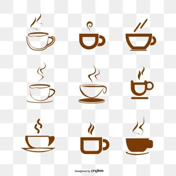 Coffee Painting Steaming Coffee Dining Png Transparent Clipart Image And Psd File For Free Download Coffee Painting Coffee Aroma Coffee Vector