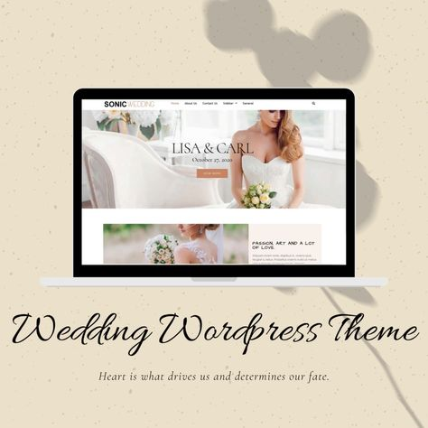 Responsive Wedding WordPress topic has loads of valuable highlights and underlying alternatives. Progressed subject control board with incorporated landing page developer permits making a site with customary or one-page site usefulness and obviously gives interminable customization prospects without altering a solitary line of code. #wordpresswedding #WeddingThemes #weddingwebsite #weddingevent #WordPressGutenberg