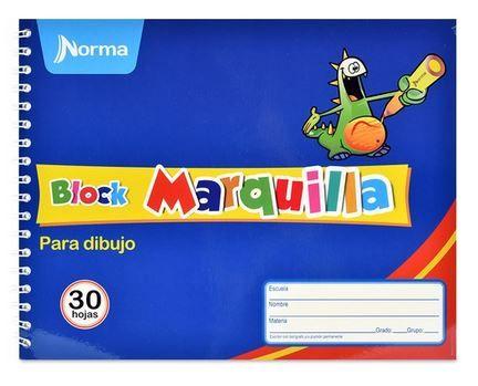 Block De Dibujo Block De Dibujo Norman Articulos Escolares