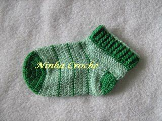 Detalles De Amor Paso A Paso Medias En Crochet Medias De Bebé Como Tejer Pantuflas Croché