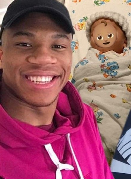 Liam Charles Antetokounmpo Mariah Riddlesprigger Baby Son Birthday Becoming A Father Charles Sons