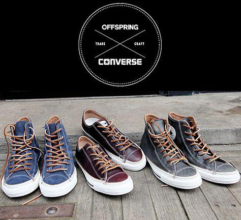 d5dc6be4ed8036 Offspring x Converse. Offspring x Converse. Más información. Offspring x  CONVERSE - Trade Craft Pack