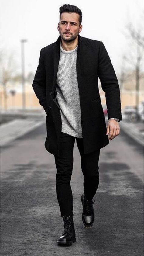 25 Magical Fall Outfits for Men Fashion