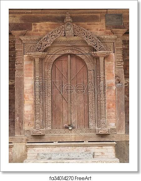 Freeart Fa34014270 Free Art Prints Inexpensive Art Old Wooden Doors