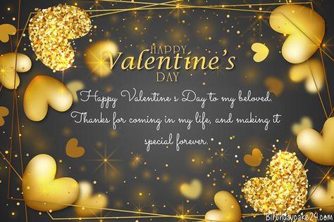Free Valentine S Day Greeting Cards Maker Online Birthday Cake