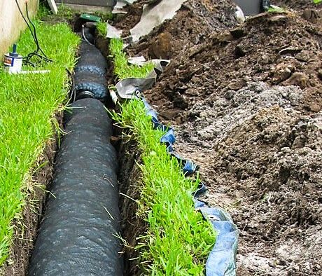 The Value Of French Drains In Controlling Water Flow French