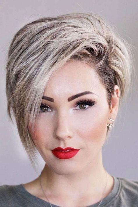 39 Cute Pixie Haircut Ideas For Women Looks More Pretty - Fashions Nowadays