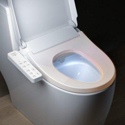 Smartmi Smart Toilet Seat White Three Pin Chinese Plug Other Home
