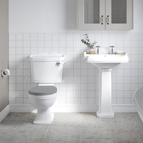 Appleby Traditional 4 Piece Bathroom Suite Victorian Plumbing Uk In 2020 Bathroom Suite Traditional Toilets Traditional Bathroom Suites
