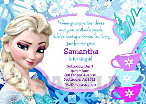 Birthday Invitation Custom Birthday Invitations