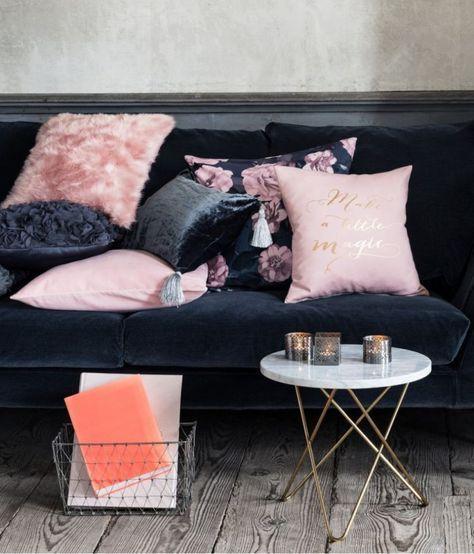 Déco salon moderne pour une atmosphère chaleureuse ...