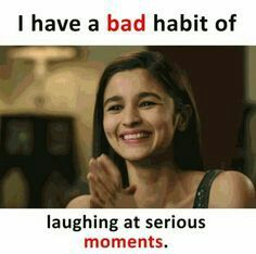 S My Friends Are Afraid Of Me Coz Of That In The Class Friends Quotes Funny Fun Quotes Funny Cute Funny Quotes