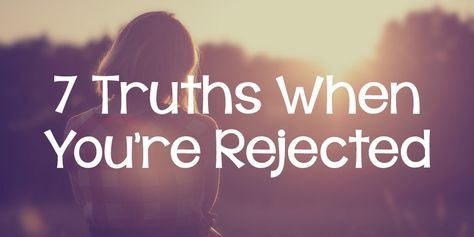 You trust someone, and then—wha-bam, curve-ball! Rejection