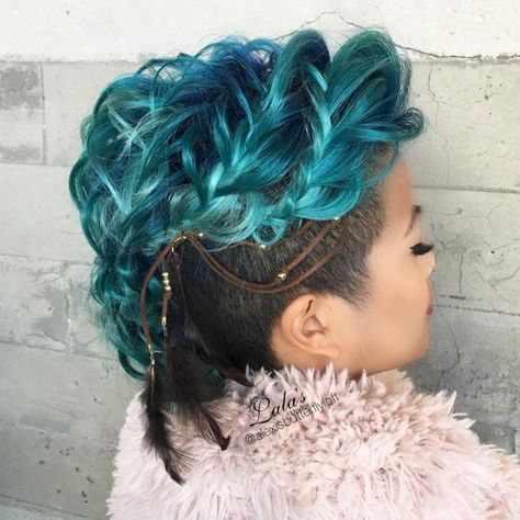 Photo of 50 Women's Undercut Hairstyles to Make a Real Statement