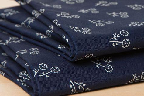 Weiteres - Original Indigo Blaudruck N°4 - ein Designerstück von SCHNITTMENGE-Onlineshop bei DaWanda