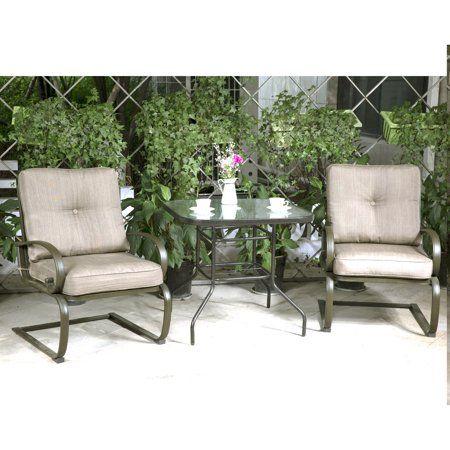 Patio Garden Bistro Table Set Iron Patio Furniture Patio