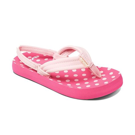 3493612a91fa REEF Little Ahi Toddler Girls  Sandals
