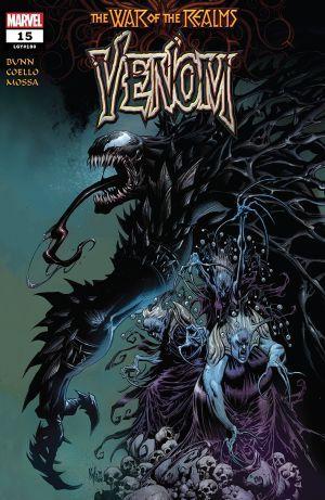 Venom 15 Review Venom Comic Book Marvel Venom Comics