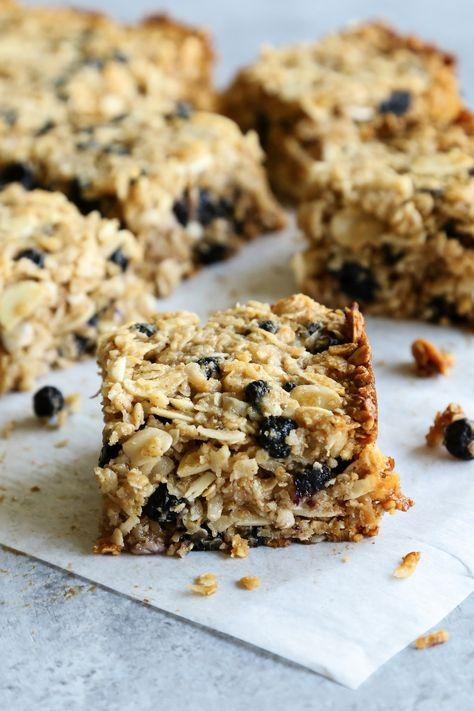 granola bars recept